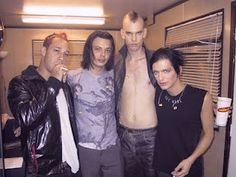 Placebo, who have been around since 1994, are one of the hottest British rock bands of today.