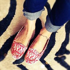 Lobster Shoes :)