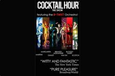 Cocktail Hour -The Show $17.50 for $35 Orchestra Seats Saturday October 11th 8PM - St. George Theatre | Living Staten Island - Daily Deals and Coupons