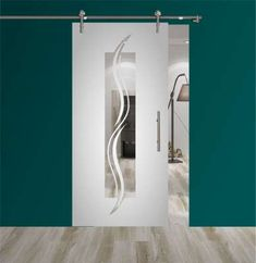 Be inspired by our large selection of elegant sliding barn doors to modernise your living space in style. All our sliding barn doors are available . Sliding Glass Barn Doors, Frosted Glass Interior Doors, Sliding Barn Door Hardware, Glass Doors, Sand Glass, Safety Glass, Glass Design, Colored Glass, Doors