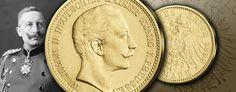 Deutschlands Goldmünzen: Die Goldmark von Kaiser Wilhelm II., Bestseller auf dem Goldanlagemarkt