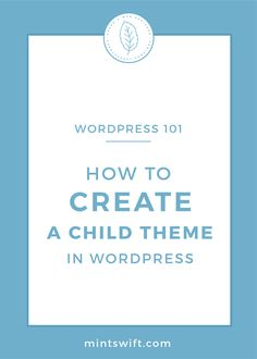 Learn how you can create a child theme in WordPress with the Orbisius Child Theme Creator plugin. See the difference between Parent & Child WordPress themes