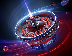 "This set of illustrations was made for ""The Brand Canvas"" agency to promote on-line casino ""Betfair"".The task was to show classic roulette, slot and casino attributes in modern way."