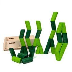 Green Tree Building Blocks | Kaden Germany (see www.holzgestaltung.de)