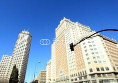 """Laden Sie das lizenzfreie Foto """"Hochhäuser"""" von liboriop zum günstigen Preis auf Fotolia.com herunter. Stöbern Sie in unserer Bilddatenbank und finden Sie schnell das perfekte Stockfoto für Ihr Marketing-Projekt!"""