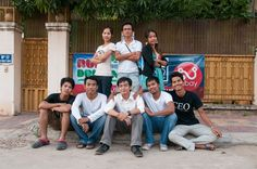 Small World Cambodia - Social Collaborative Workspace to Help Launch Startups