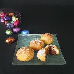 Une recette parfaite pour écouler vos derniers oeufs de Pâques ;)