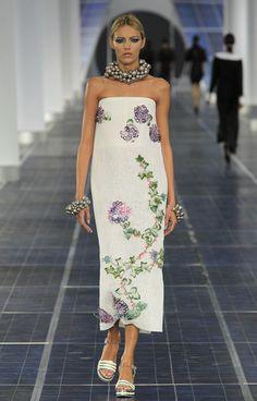 Paris Fashion Week - Spring 2013: Chanel