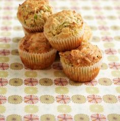 Use Up That Zucchini With These Muffins