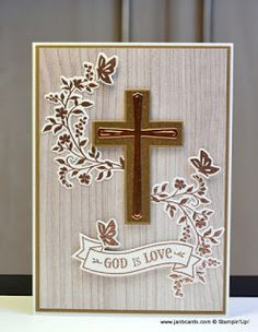 JanB Handmade Cards Atelier: God is Love