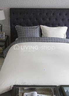 Prince de Galle dekbedovertrek Polo Club RIVIERA MAISON @LIVING-shop interieur webshop