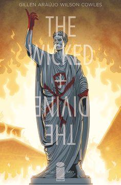 WICKED & DIVINE 455 AD #1
