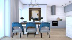 Náš nový projekt domu na Kolibe je kombináciou obľúbenej modrej, dvoch dekorov dreva, mramoru a zlatých doplnkov. Zadaním majiteľov bolo, aby dýchal eleganciou, nadčasovými prvkami, ale bol aj funkčný a praktický s množstvom úložného priestoru. #avedesign #interiordesign #bratislava #koliba #interierovydizajn #interior #interierovydesigner #interierovydizajnslovensko #interiorismo #interior123 #interiorstyling #vizualization #render #navrhinterieru #slovakarchitecture #architecture #designideas Conference Room, Dining Table, Furniture, Home Decor, Decoration Home, Room Decor, Dinner Table, Home Furnishings, Dining Room Table