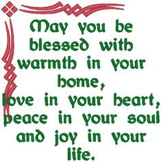 Merry Christmas Quotes : Illustration Description With the rains falling soft on our fieds this morning feeling especially blessed and Irish so thought Irish Prayer, Irish Blessing, Celtic Prayer, Golf Quotes, Me Quotes, Famous Quotes, Embroidery Designs, Simple Embroidery, Embroidery Scissors