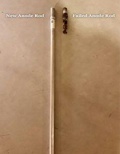 Water heater anode rod. Heating And Air Conditioning, Plumbing, Door Handles, Water, Shop, Door Knobs, Gripe Water, Store, Door Knob