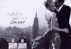 DKNY ad Love From New York