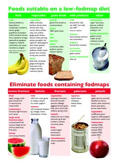 What Foods Should I Eat If I Have Sibo