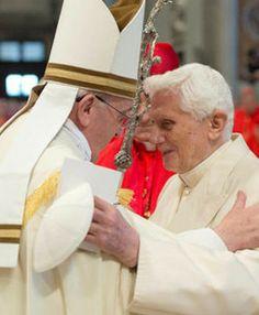 UNCIÓN  CATÓLICA  Y  PROFÉTICA: Benedicto XVI: «las especulaciones respecto a mi r...