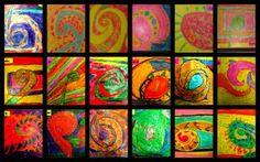 Les varens in Maori Art Koru. Classroom Art Projects, Art Classroom, Maori Symbols, Polynesian Art, Polynesian Tattoos, Cultural Crafts, New Zealand Art, Nz Art, 3rd Grade Art