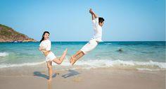 DU LỊCH QUY NHƠN KHÁM PHÁ BÃI BIỂN KỲ CO  Bãi biển Kỳ Co thuộc Quy Nhơn có dải cát cong cong như vầng trăng khuyết, ẩn mình dưới chân núi Phương Mai. Nếu ai chưa biết thì đây là điểm đến không thể bỏ qua khi đi du lịch thành phố biển Quy Nhơn xinh đẹp này.  http://dulichsonghong123.blogspot.com/2016/05/du-lich-quy-nhon-kham-pha-bai-bien-ky-co.html