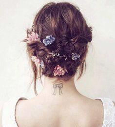 10 kiểu tóc cô dâu cho nàng tóc ngắn