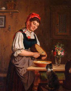 Johann Karl (Carl) Hetz (1828-1899)  —  (998×1280)