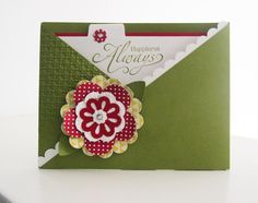 Card by Brandy Cox - Stampin Up Summer Smooches  photo