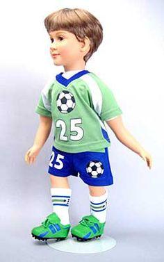 soccer dolls - Google Search