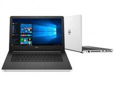 "Notebook Dell Inspiron 14 Série 5000 i14-5458-B30 - Intel Core i5 4GB 1TB Windows 10 LED 14"" HDMI"