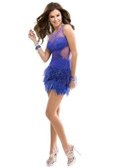 Flirt Dress P2861 at Peaches Boutique