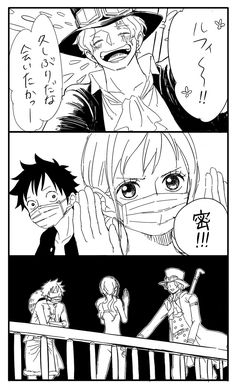 One Piece Crew, One Piece Ship, Nami One Piece, One Piece Funny, One Piece Comic, One Piece Fanart, One Piece Series, Ace Sabo Luffy, One Peace
