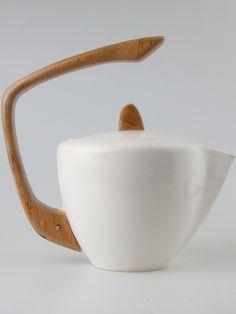 Teapot by Sebastian Rivett-Carnac.                                                                                                                                                      More