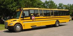 Modern Day School Buses School Buses, Bus House, Camper, Transportation, Homes, Yellow, Day, Building, Modern