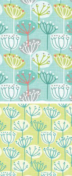 wendy kendall designs – freelance surface pattern designer » linen bloom