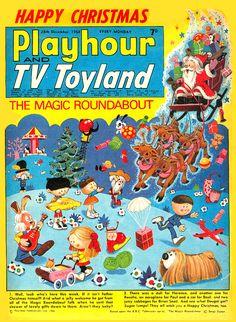 Playhour and TV Toyland Christmas 1968