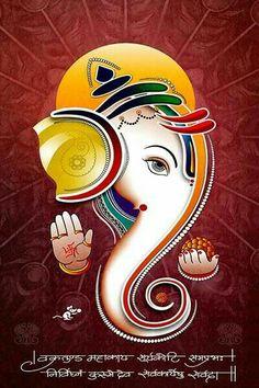 400 Ganesha Painting Images In 2020 Ganesha Painting Ganesha Ganesha Art