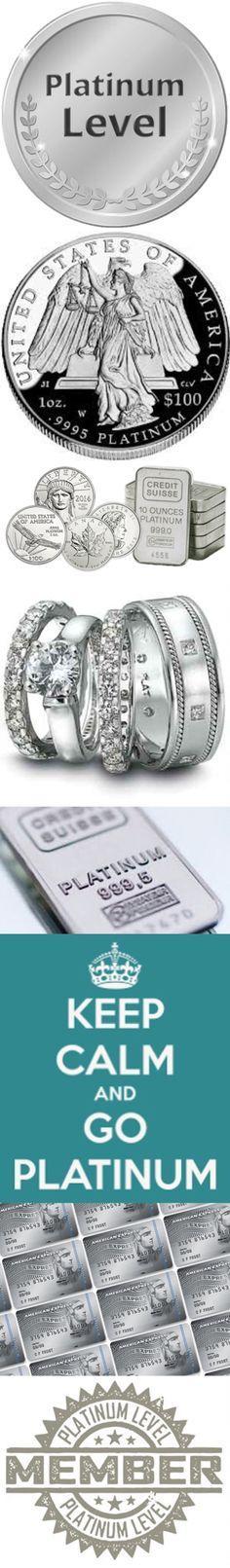 #Platinum Love - Collage by #Luxurydotcom