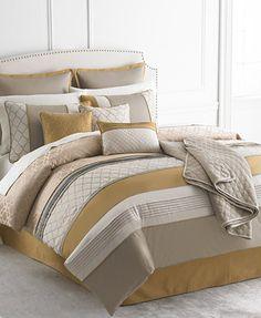 Calista 10 Piece Queen Comforter Set