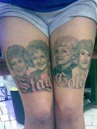 'Stay Gold', girls.