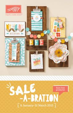 Stampin' Up! - Catalogues