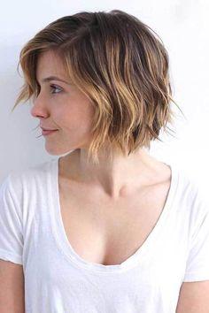 Kurze Haare Modelle bis 2017 //