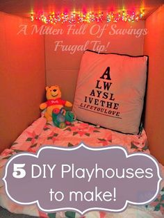 Image result for folding playhouse plans