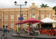 Bresil Bahia Salv Largo Terreiro de Jesus Fac Medecine1