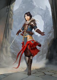 Mei Lin by Asahisuperdry.deviantart.com on @deviantART