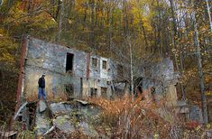 The Abandoned Town In West Virginia That Most People Stay Far, Far Away From