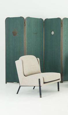 Blink lounge chair, Stellar Works