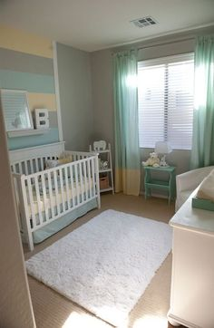 ¿Cómo decorar el cuarto del bebé?