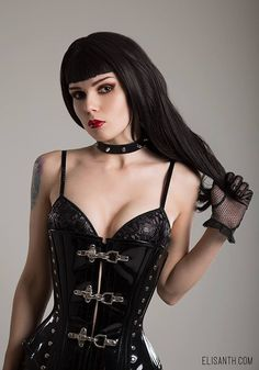 Model: Elisanth Photo: Zatsepin Alex Welcome to Gothic and Amazing | www.gothicandamazing.org