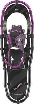Louis Garneau Women's Blizzard II Snowshoe: Black/Pink 822