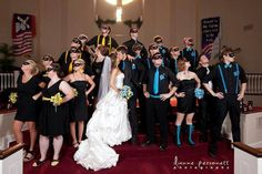 http://designtaxi.com/news/359236/Batgirl-Nightwing-Tie-The-Knot-In-This-Awesome-Batman-Themed-Wedding/
